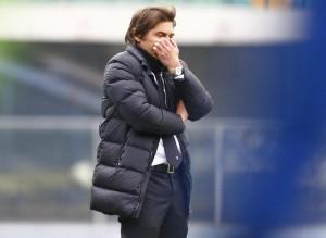 Catania-Juventus, Antonio Conte (LaPresse)