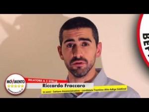 """Riccardo Fraccaro (M5S): """"Berlusconi delinquente"""".  Brunetta s'arrabbia"""
