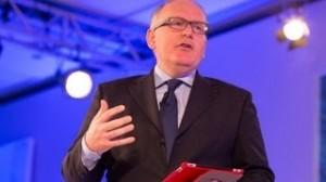 """Frans Timmermans, ministro Esteri Olanda: """"Sono romano e romanista"""" (video)"""