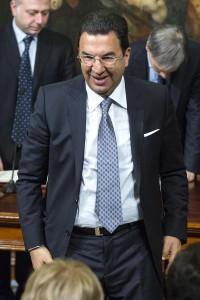 Antonio Gentile (Foto Lapresse)
