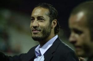 Saadi Gheddafi (Lapresse)