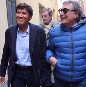 """Gianni Morandi a Enzo Iacchetti su Fb: """"Non vale la pena litigare, ora pace"""""""