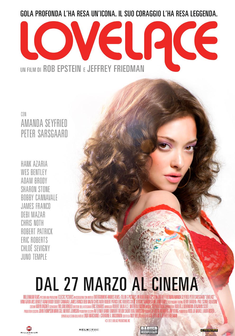 Lovelace: il trailer. La storia di Linda, protagonista di Gola Profonda VIDEO