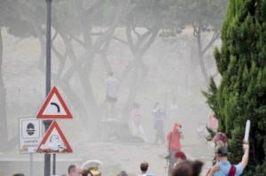 Maltempo, nuova allerta meteo: piogge al sud e sulle isole