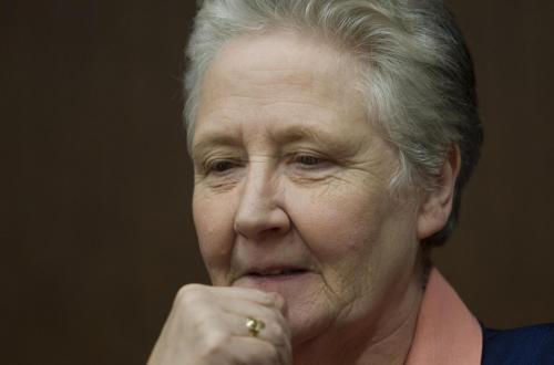 Marie Collins, vittima di prete pedofilo, in commissione anti abusi di Papa Francesco
