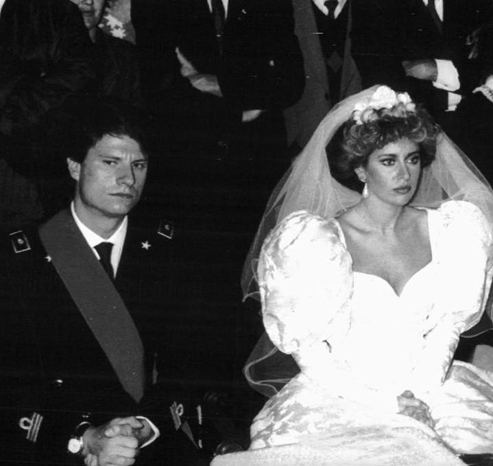 Matrimonio Romano Mussolini E Maria Scicolone : Alessandra mussolini quot sono distrutta zia sofia loren la