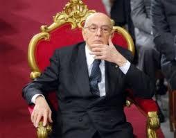 Travaglio. F 35, grazia a Berlusconi, Verdini: Napolitano, Costituzione oblio