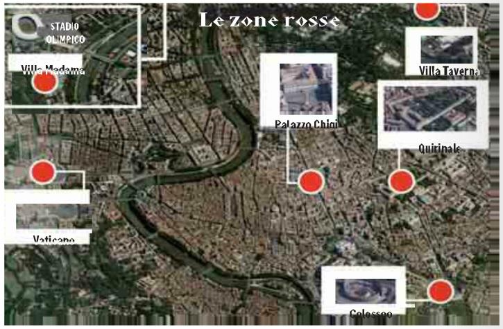 Uomini ombra, droni e satelliti puntati Obama blinda la città