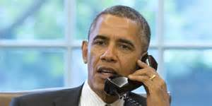 Obama parla con Putin