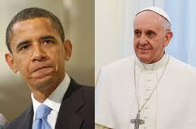 """Obama s'inchina al Papa dei poveri. Ma dice all'Europa: """"La libertà non è gratis"""""""