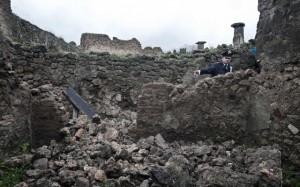 Pompei, lavorano più gli avvocati che i muratori. 105 mln. stanziati ma fermi