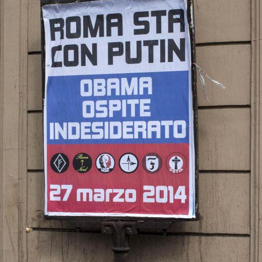 """Roma sta con Putin..."""