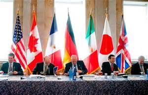 Riunione del G7