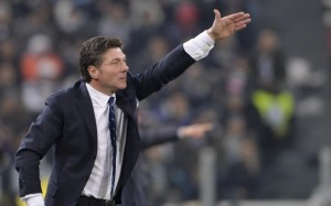 Roma-Inter, Walter Mazzarri (LaPresse)
