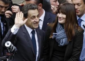 "Carla Bruni e Nicolas Sarkozy registrati: ""Tanto io ti mantengo"" (audio)"
