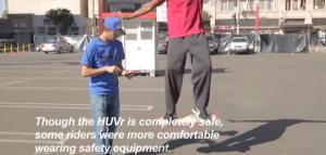 Lo skateboard volante di Ritorno al Futuro diventa realtà: