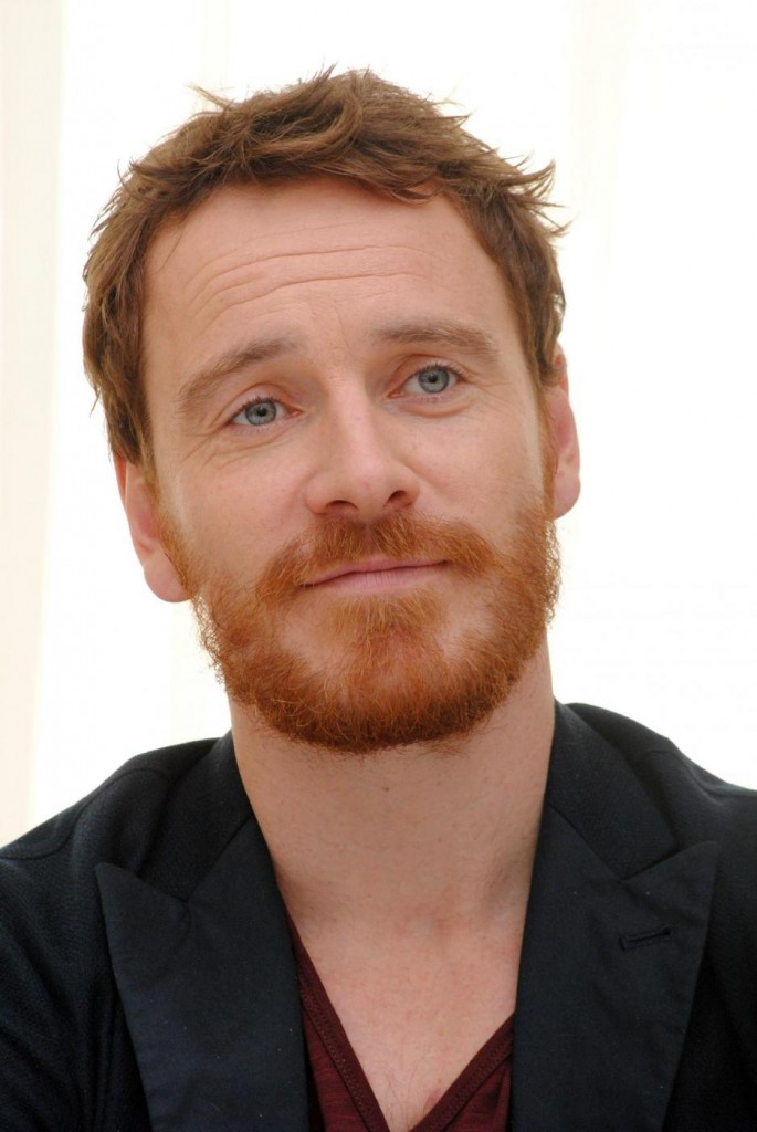 Michael Fassbender barba