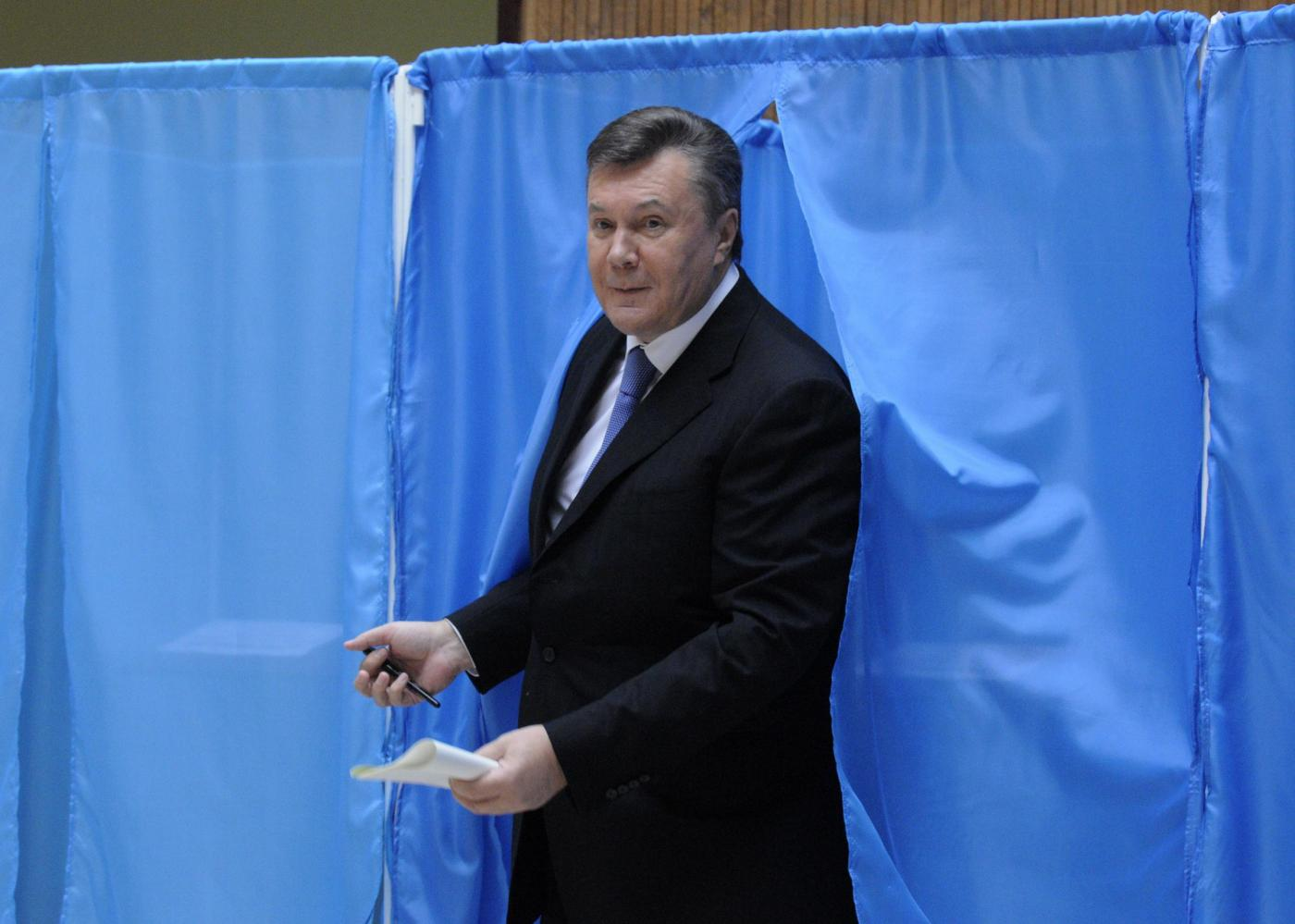 Viktor Yanukovich (Lapresse)