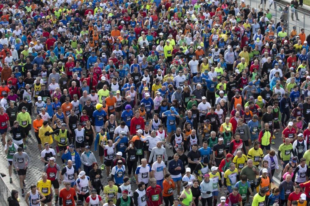 Maratona di Roma 2014 domenica 23 marzo: oltre 17mila iscritti