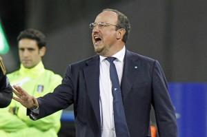 """Napoli, Benitez: """"Rabbia per punti persi, non mi aspettavo -20"""" (LaPresse)"""