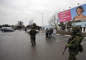 """La Russia accusa l'Ucriana: """"Sventato blitz ordinato da Kiev in Crimea"""""""