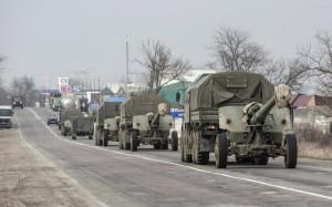 """Ucraina: """"Respinta invasione russa a Kershon, al confine con la Crimea"""""""