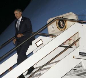 """Barack Obama: """"Il Papa ci sfida sui poveri, arrivo a Roma per ascoltarlo"""""""