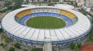 Lo stadio dei mondiali