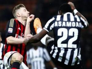 Video gol-pagelle: Juventus-Milan 0-2, Fiorentina-Lazio 0-1, Livorno-Napoli 1-1 (LaPresse)