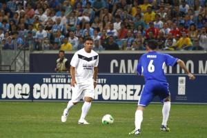 Video, Ronaldo: ora i numeri non sono fenomenali (LaPresse)