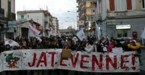 "Chiaiano,  ""Jatevenne day"" del 2008"