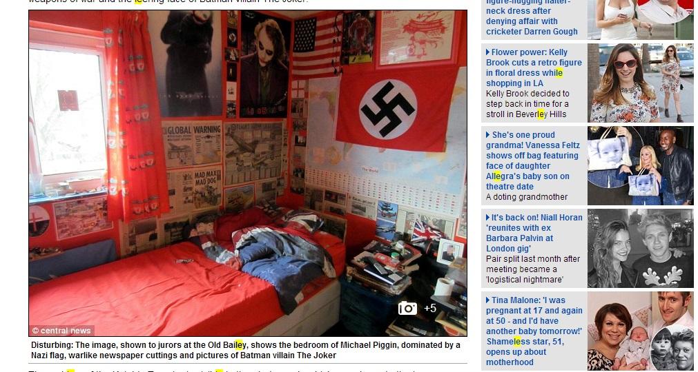 La foto pubblicata dal Daily Mail