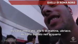"""Lucignolo, """"Quelli di Roma Nord"""""""