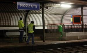 Donna sgozzata alla stazione di Mozzate (Como)