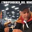 Le Iene, Enrico Lucci e l'indipendenza del Veneto