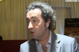 "Oscar, Sorrentino: ""Non sento la pressione"" (video)"