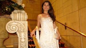 "Ana Damian, ""Miss Folletto"" 2012"
