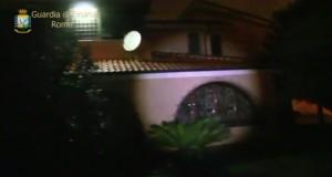 Il video del blitz