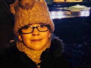 Molly Bent, 6 anni, diventerà cieca e fa l'elenco di quel che vuol vedere prima