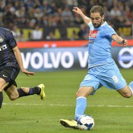 Pagelle, Inter-Napoli 0-0: Higuain non trova il gol (Ansa)