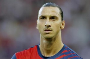 Psg, Zlatan Ibrahimovic fuori almeno 4 settimane (LaPresse)