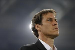 Rudi Garcia, allenatore della Roma seconda in classifica (LaPresse)