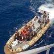 Canale Sicilia, 257 migranti soccorsi07