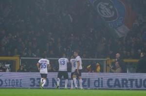 Inter pareggia contro Bologna: tifosi fischiano i nerazzurri (LaPresse)