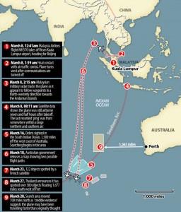 """Aereo Malaysian scomparso. La Cina: """"Ricerche costate quanto una guerra"""""""