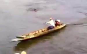 Due ragazzi annegano nel fiume mentre due barche si rifiutano di aiutarli