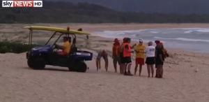 Donna di 63 anni attaccata da uno squalo in Australia