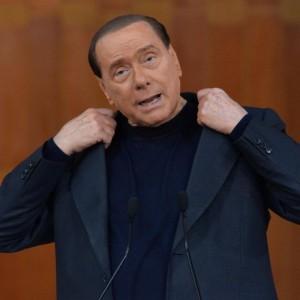 """Berlusconi: """"Con diluvio Renzi miracolo anche 20%"""". Su Riforme: """"Rispetto patti"""""""