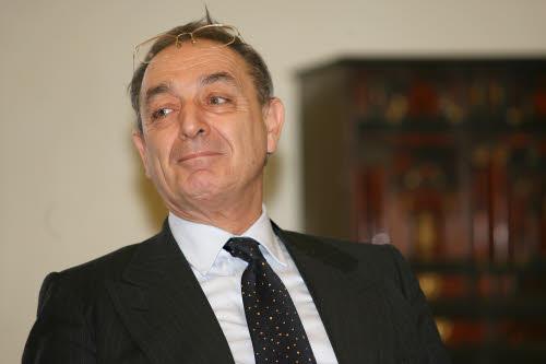 Carlo Taormina (Foto Lapresse)