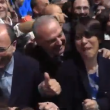 "Alfano, De Girolamo, Schifani ballano ""Happy"""